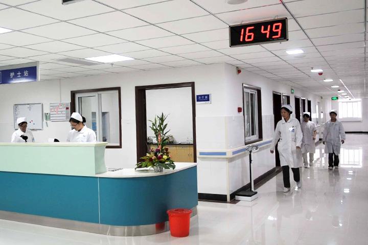 医院呼叫系统