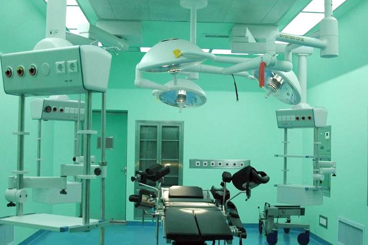 防护手术室净化
