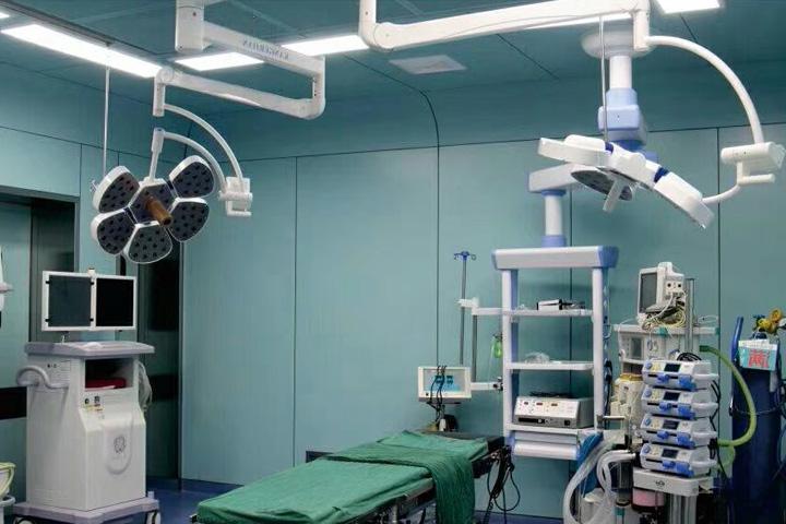 千级手术室净化