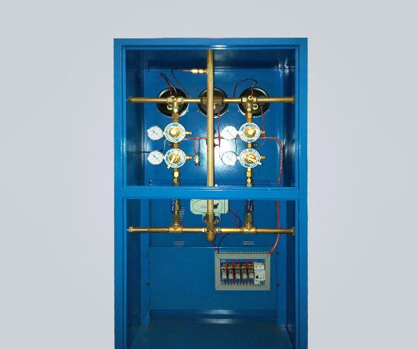 氧气自动切换控制柜